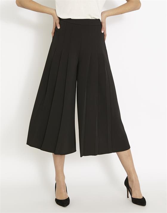 Pantalon Cropped large  uni