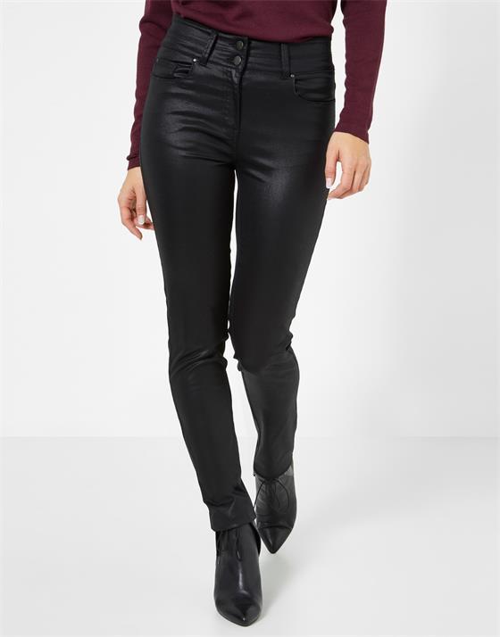 Pantalon long  enduit