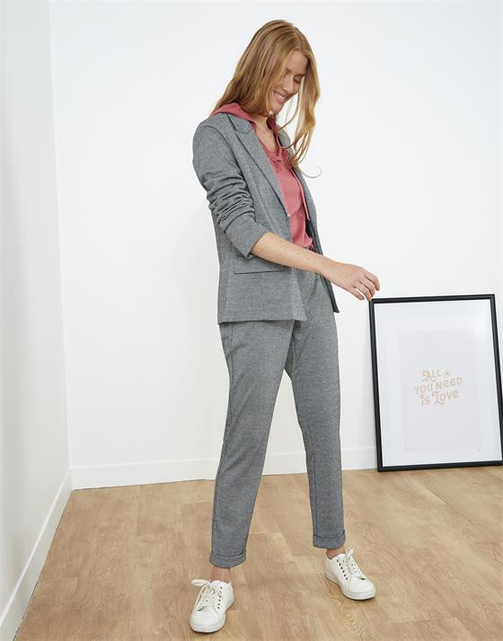 Pantalon 7/8  pied de puce