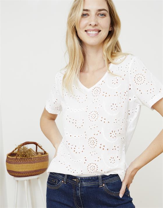 T-Shirt longueur standard  uni